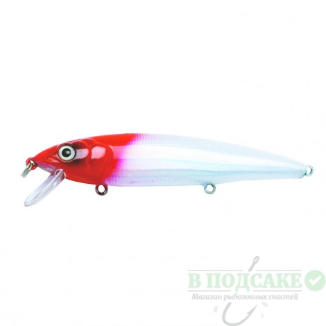 Воблер Strike Pro Flash Minnow 85F 8.6гр(022PT)