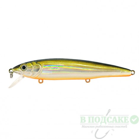 Воблер Strike Pro Flash Minnow 85F 8.6гр(612T)