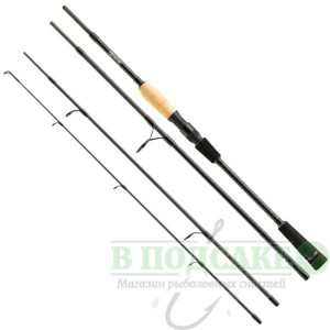 Спиннинг Daiwa Megaforce MF Travel Spin 2.40m 10-40gr