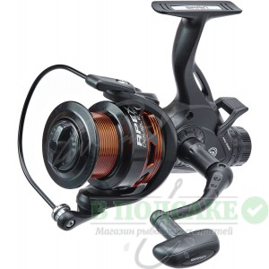 Катушка Brain Apex Double Baitrunner 3000 6+1BB